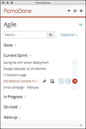 Pomodoro Timer for Microsoft Outlook Tasks - PomoDoneApp